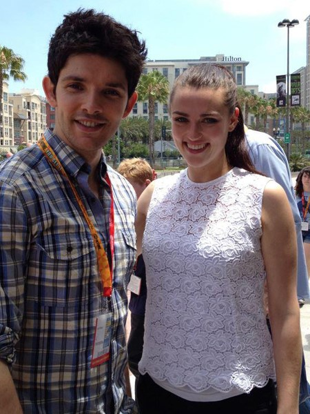 Katie and Colin - Colin Morgan and Katie McGrath Photo - Fanpop
