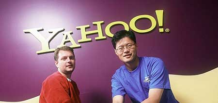 yahoo yahoo and founders jerry The long, drawn-out, oftentimes melodramatic saga revolving around yahoo itself and co-founder jerry yang is well-documented perhaps too well thankfully for us all, that ends today.