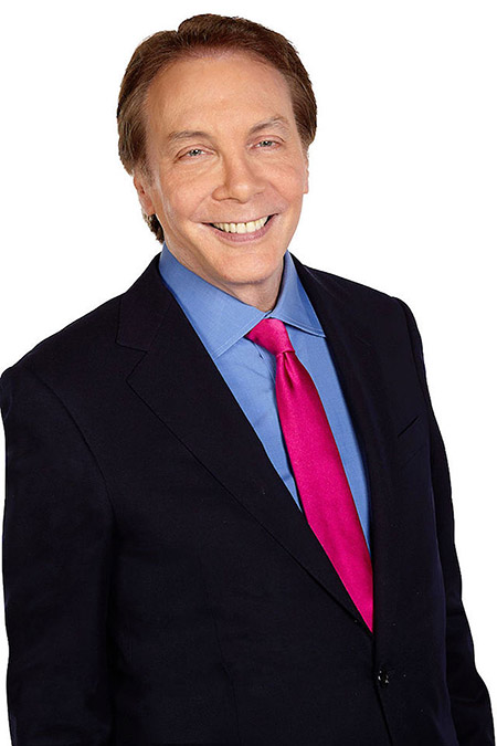 Radio and Television host Alan Colmes