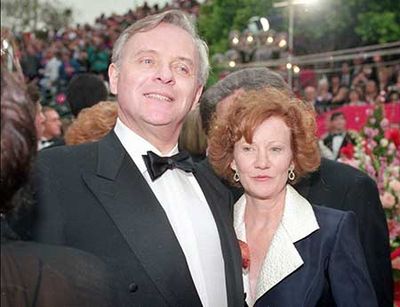 Welsh actor Anthony Hopkins Married To Third Wife; His ...
