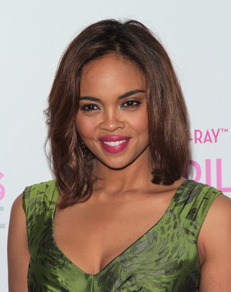 Gorgeous actress Sharon Leal