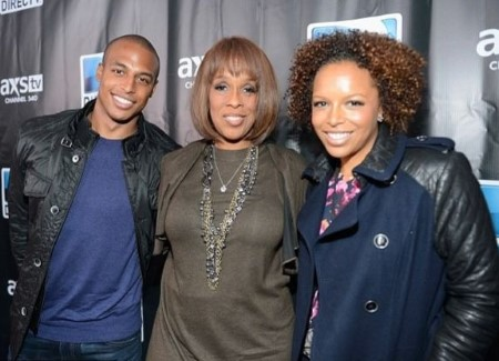 Gayle King med Single