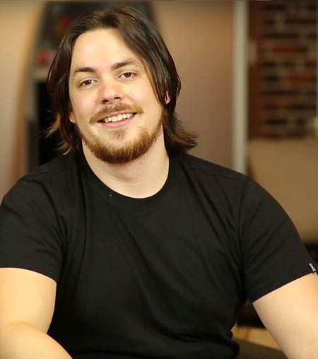 how long have the internet sensation arin hanson and his