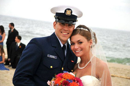 Coast guard married life