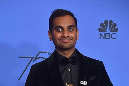 Aziz ansari dating courtney mcbroom