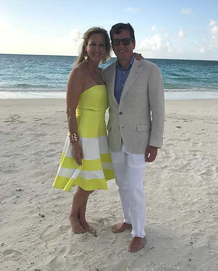 American TV Host, Lara Spencer Is Married; Tied The Knot