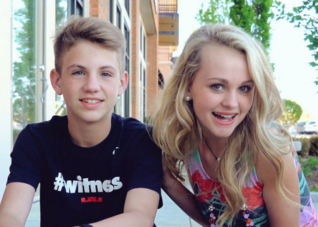 How long has mattyb and kate been dating