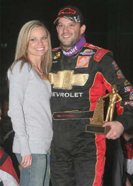 Former Race Car Driver Tony Stewart Engaged To His Girlfriend A