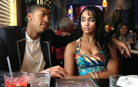 Basketball Player Anthony Davis Currently Dating His ...