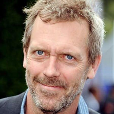 Hugh Laurie Is Married...