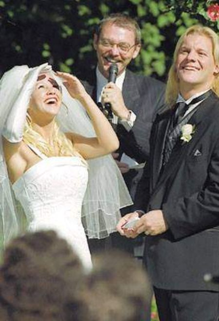 WWE star Chris Jericho Married to his Wife; Know about ...