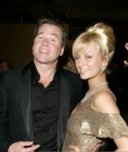 is american actor val kilmer dating girlfriend after