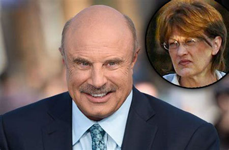 Dr Phil Mcgraw And Longtime Wife Robin Mcgraw Have Been Married For