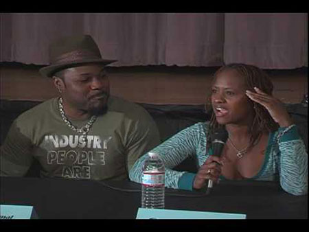 American Actor Malcolm Jamal Warner Married To His Wife Know Details About His Life Partner And Children Karen malina white is an american film and television actress. american actor malcolm jamal warner