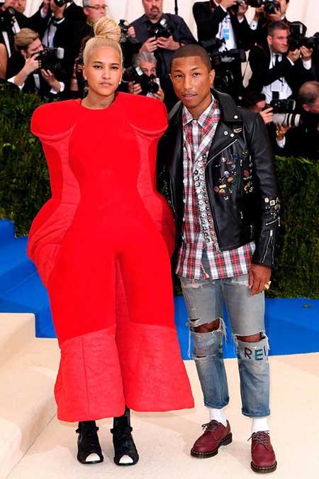 Helen Lasichanh's Married, Husband, Pharrell Williams ...