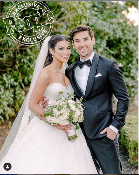 Ashley Iaconetti Married Husband Bachelor In Paradise Dating Net Worth Career Wiki Bio