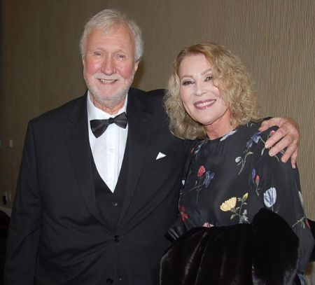 Leslie Easterbrook with Husband Dan Wilcox