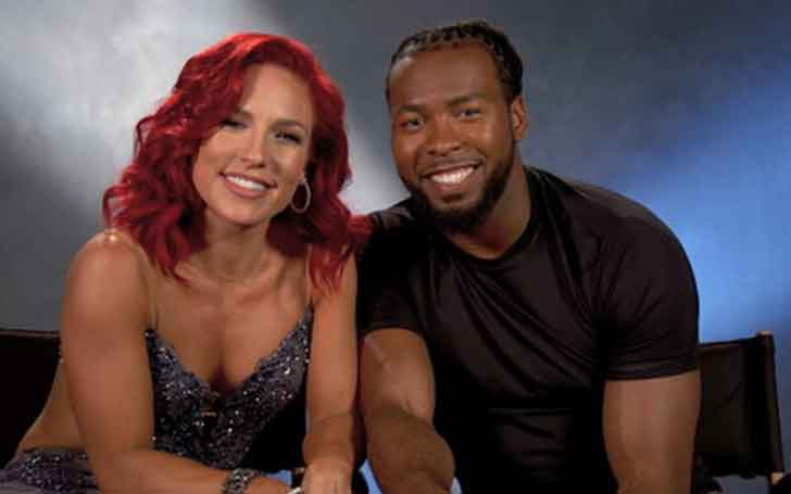 American Footballer, Josh Norman Dating His DWTS Partner Sharna Burgess? What Did The Couple Say About The Rumor?