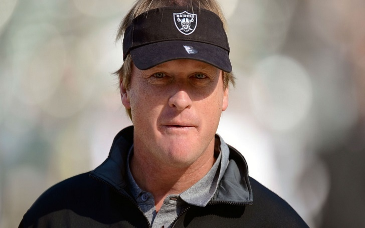 American professional coach Jon Gruden is happily Married to Wife  Cindy Gruden; See the Couple's Relationships