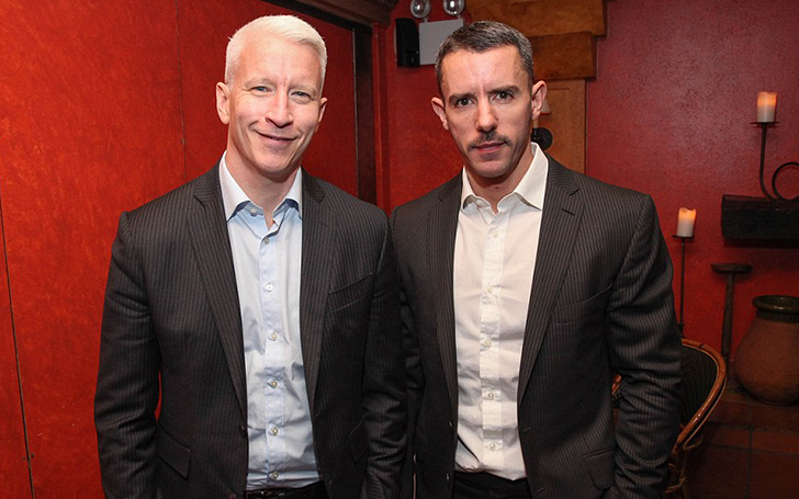 Anderson Cooper, America's most influential Journalist, know about his Relationship with Boyfriend Benjamin Maisani