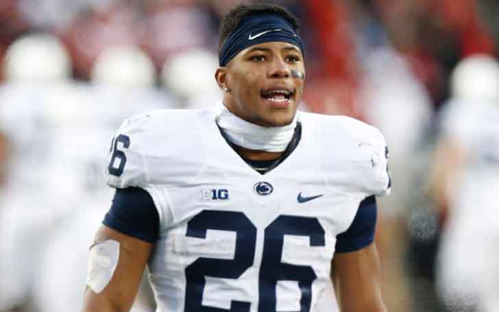 'New York Giants' Running Back Saquon Barkley Has A Child With His Girlfriend Anna Congdon; Know In Details Of Their Relationship