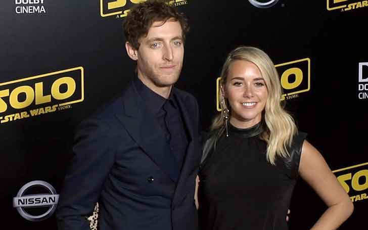 'Primetime Emmy Award' Nominee Canadian Actor Thomas Middleditch's Married Relationship With Wife Mollie Gates; Their Family Life And Children