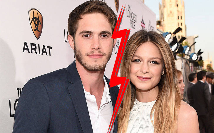 'Supergirl' Star Melissa Benoist Divorced her Husband Blake Jenner. Find out the reason here