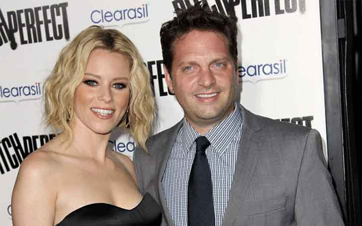 'The Hunger Games' Actress Elizabeth Banks' Married Relationship With Husband Max Handelman