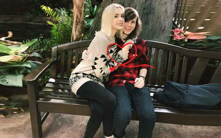 'Walking Dead' Star Chandler Riggs Once Dated Brianna Maphi; Now Having An Affair With Someone?