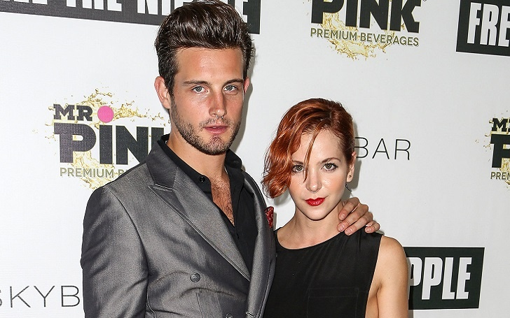 'Youngster' Star Nico Tortorella Marries Long-Time Partner Bethany Meyers