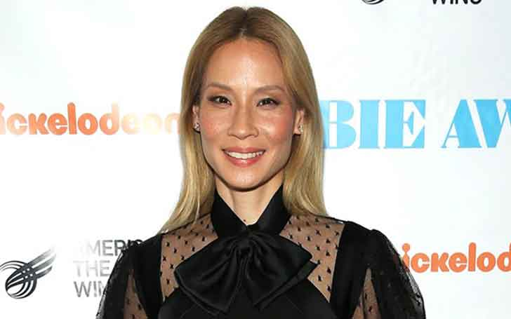 1.6 m Tall American Singer Lucy Liu Has A Son, Is She Married Or Is In A Relationship With Someone