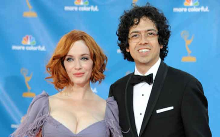 1.71 m Tall American Actress Christina Hendricks Married Relationship With Husband Geoffrey Arend; Their Plans for Babies?