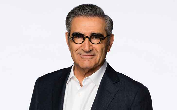 1.78 m Tall Canadian Director Eugene Levy Is Married To Deborah Divine Since A Long Time; Has A Son And A Daughter