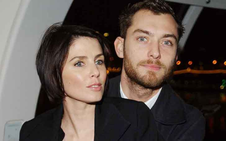 1.78 m Tall Hollywood Actor Jude Law Was Married to Sadie Frost And Has Children; His Affairs And Dating Rumors