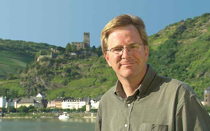 1.83 m Tall American Travel Writer Rick Steves' Divorced Wife Anne Steves; Dated Anyone Besides Her?