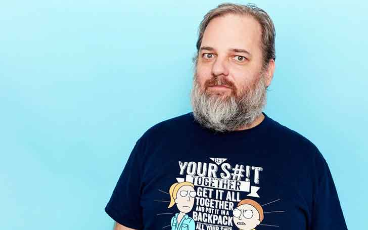 1.83 m Tall American Writer Dan Harmon Dating Any Girlfriend After His Divorce With Erin McGathy?