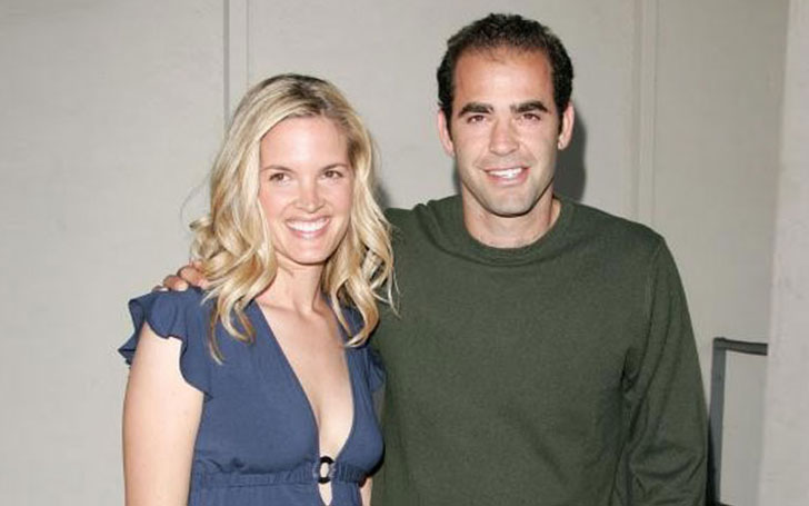 1.85 m Tall American Former Tennis Player Pete Sampras' Family Life With Wife Bridgette Wilson, Shares Two Children