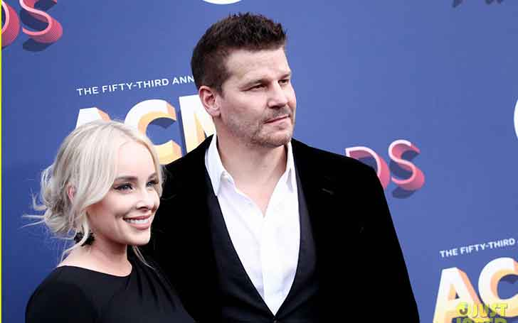 1.85 m Tall Hollywood Personality David Boreanaz Married Twice And Is In A Relationship With Wife Jaime Since 2001; His Family Life And Children