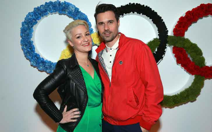 1.88 m Tall Hollywood Actor Brett Dalton Is In a Married Relationship With Wife Melissa Tm Since 2015; The Couple Shares A Daughter