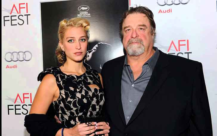 1.88 m Tall Hollywood Actor John Goodman's Longtime Married Relationship With Wife Anna Beth Goodman, Has A Daughter