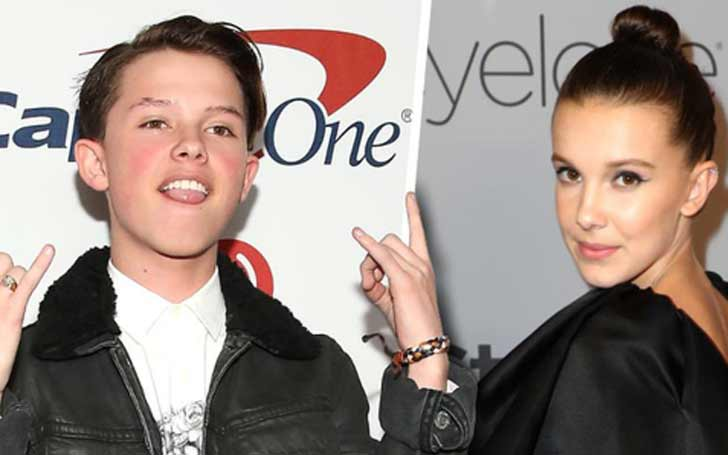 Stranger Things Millie Bobby Brown Is Dating Singer Jacob Sartorius; The Singer Was Surrounded By Cheating Controversy; Are they Still Dating?