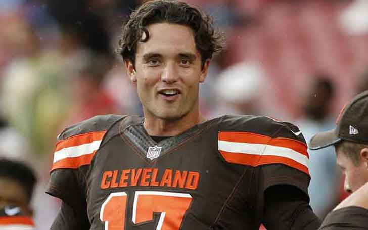 2.01 m Tall American Football Quarterback Brock Osweiler's Married Relationship With Wife Erin Osweiler; The Couple Has A Daughter