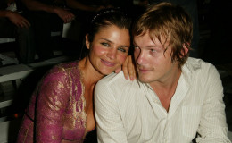 Are Helena Christensen and Norman Reedus in a relationship as girlfriend and boyfriend?