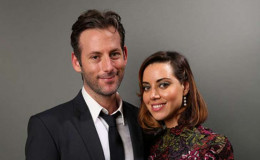 Actress Aubrey plaza is in a happy relationship with director boyfriend Jeff Baena