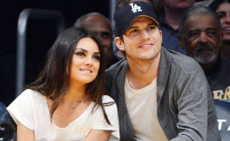 Actress Mila Kunis and her husband Ashton Kutcher are expecting their second child
