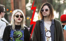 Frances Bean Cobain and her husband  Isaiah Silva married in 2014, now they are getting divorce