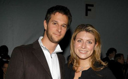 Actor Tyler Harcott and Genevieve Gorder married in 2006 But they were divorced in 2013, do they have any child?