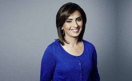 Beautiful CNN Correspondent Mallika Kapur has a Boyfriend? Or Is  She Already Married And Has a Husband? Find out here