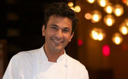 Chef Vikas Khanna has not been married yet: Dating rumors with model Padma Lakshmi