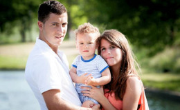 Eden Hazard and Natacha Van Honacker's married life. Know about their family and children